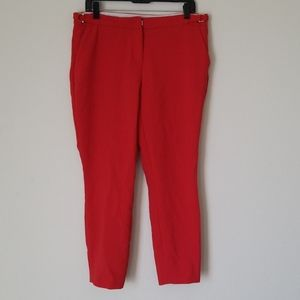 RED Dalia Ankle Pants Sz.10